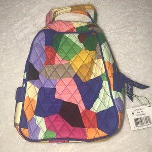 Vera Bradley lunch bunch insulated lunch bag
